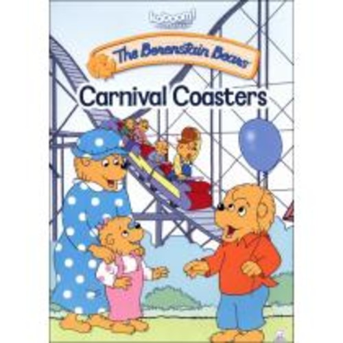 The Berenstain Bears: Carnival Coasters [DVD]