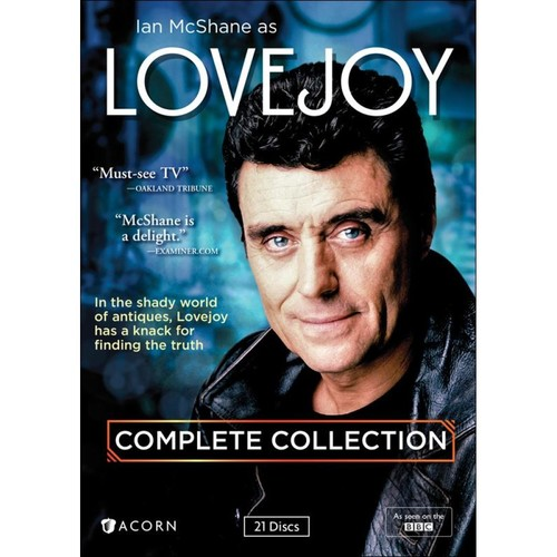 Lovejoy: Complete Collection [DVD]