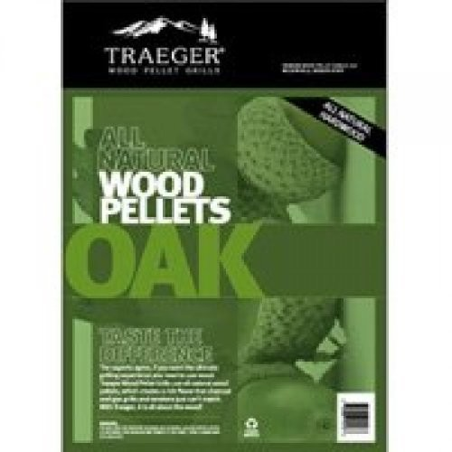 Traeger Oak Hardwood Pellets