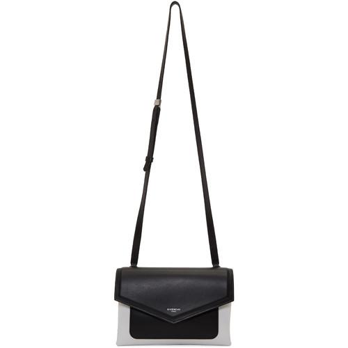 Black & White Duetto Crossbody Bag