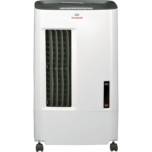 Honeywell - Portable Indoor Evaporative Air Cooler - White