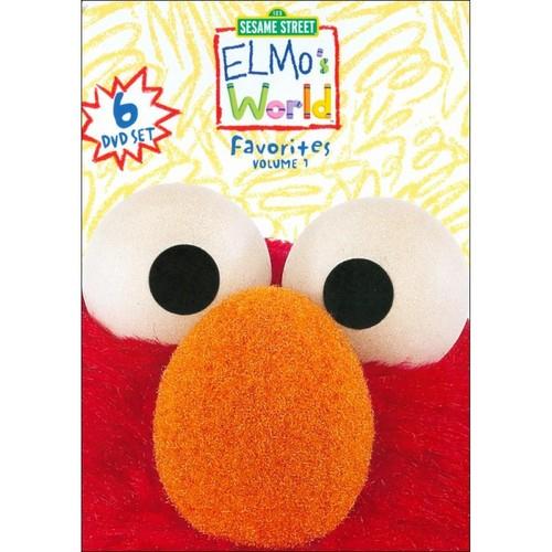 Sesame Street: Best of Elmo's World Collection [DVD]
