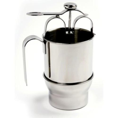 Norpro Stainless Steel Pancake Batter Dispenser with Holder