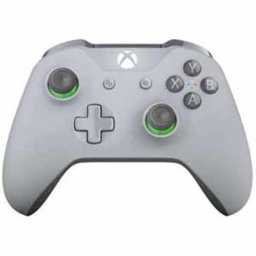 Microsoft Xbox Wireless Controller - Grey/Green