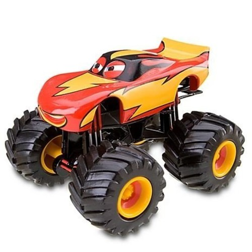 Disney Cars Toon Frightening McMean Monster Truck