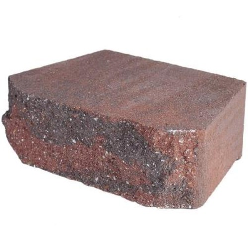 Pavestone 11.75 in.x 6.75 in.x 4 in. Oaks Blend Concrete Retaining Wall Block (144 Pcs / 46.5 Face ft. / Pallet)