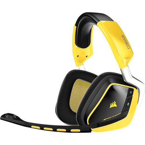 CORSAIR - VOID SE Wireless Gaming Headset - Yellowjacket