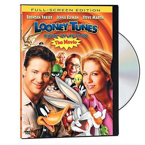 Looney Tunes Back In Action DVD - Fullscreen