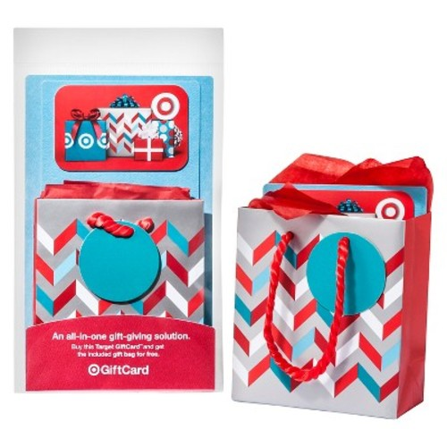All In One Gift Bag Gift Card $40