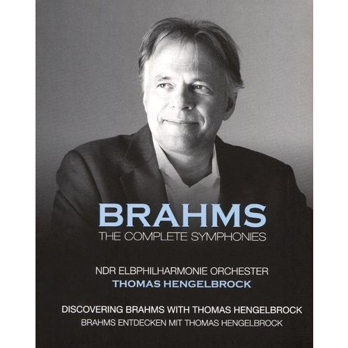 Brahms: The Complete Symphonies [Blu-ray] [2016]