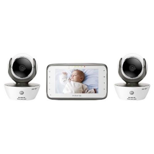 Motorola MBP854CONNECT-2 Digital Video Baby Monitor