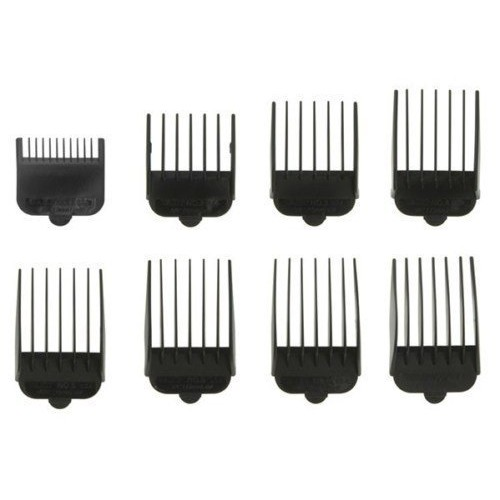Wahl Pet Hair Clipper Attachment Guide Comb Set for Standard Adjustable Blades #3173-500