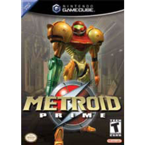 Nintendo of America Metroid Prime
