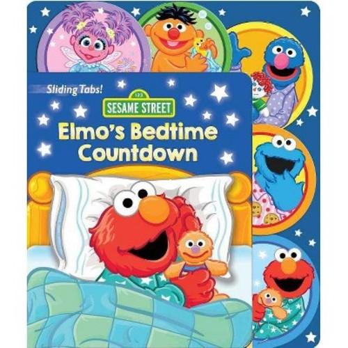 Sesame Street: Elmo's Bedtime Countdown Board Book