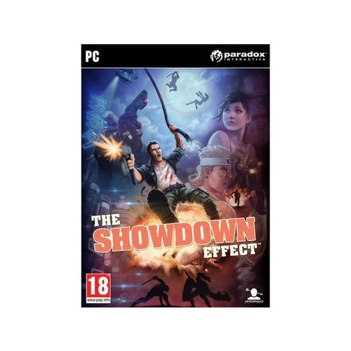 The Showdown Effect [Online Game Code]