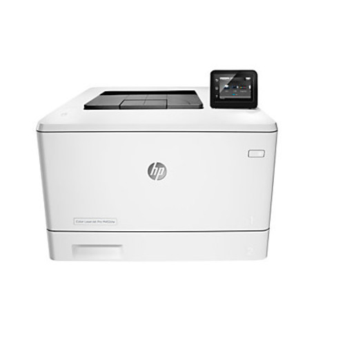 HP LaserJet Pro M452dw Wireless Color Laser Printer With JetIntelligence