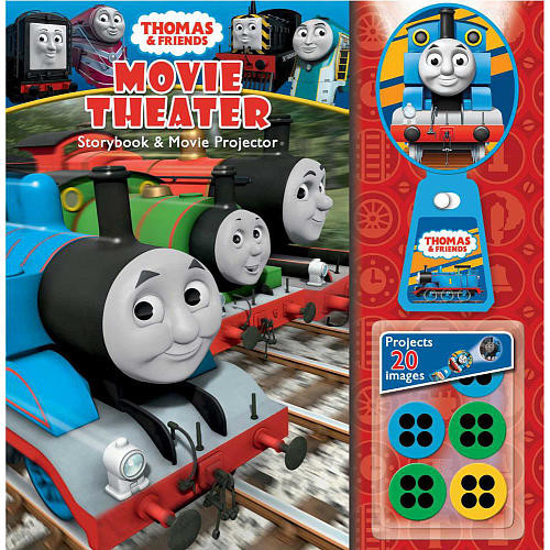 Thomas & Friends: Movie Theater Storybook & Movie Projector