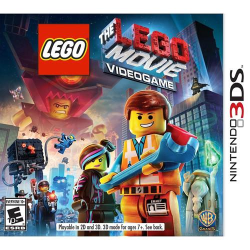 The LEGO Movie Videogame - Nintendo 3DS Standard Edition [Nintendo 3DS]