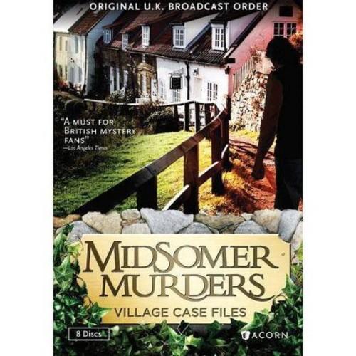 Midsomer Murders: Village Case Files [8 Discs] [DVD]