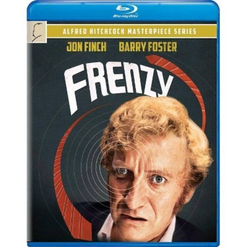 Frenzy [Blu-ray]: Jon Finch, Barry Foster, Alfred Hitchcock: Movies & TV