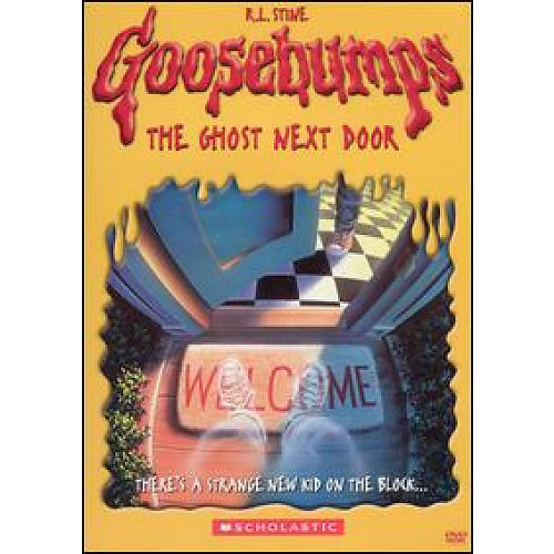 R.L. Stine Goosebumps: The Ghost Next Door DVD