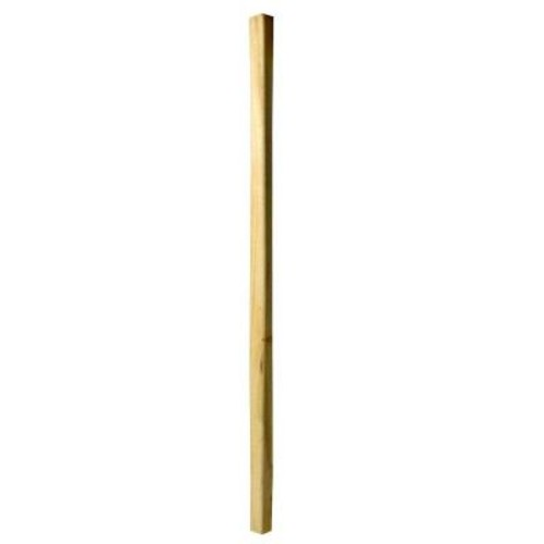 WeatherShield 2 in. x 2 in. x 36 in. Wood Pressure-Treated Square End Baluster (16-Pack)