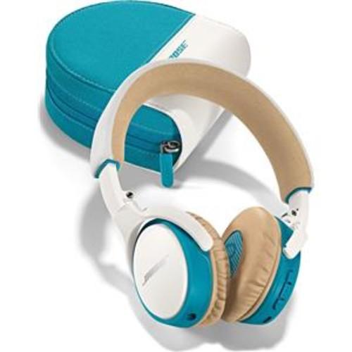 Bose SoundLink On-Ear Bluetooth Headphones, White 714675-0020
