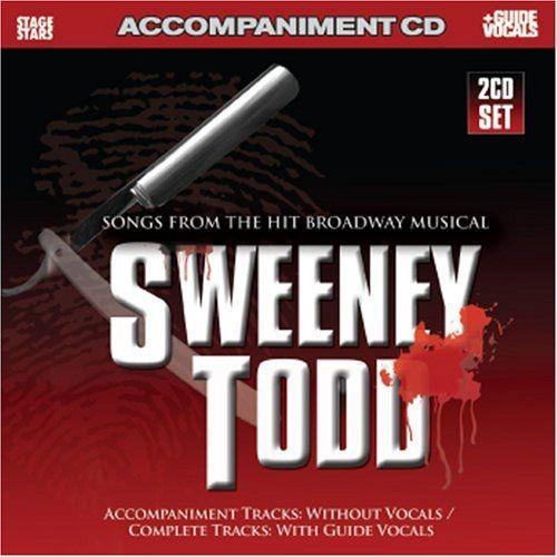 Karaoke: Sweeney Todd [CD]