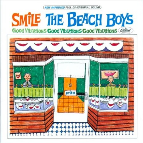 The Beach Boys - The SMiLE Sessions (Deluxe Edition 2-CD)