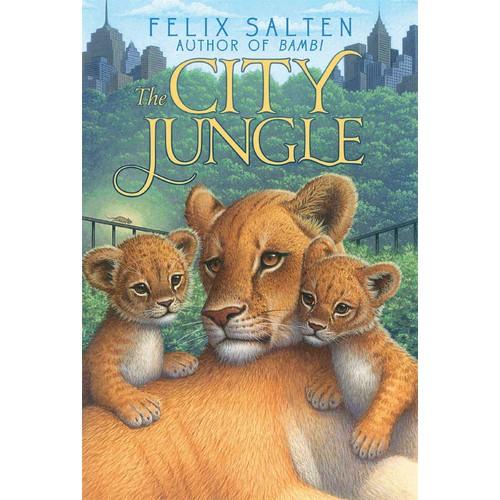 The City Jungle (Paperback)