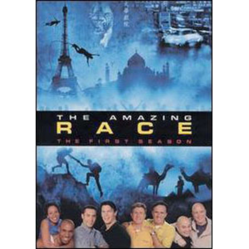 The Amazing Race: The First Season [4 Discs]