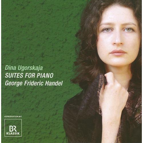 Handel: Suites for Piano [CD]