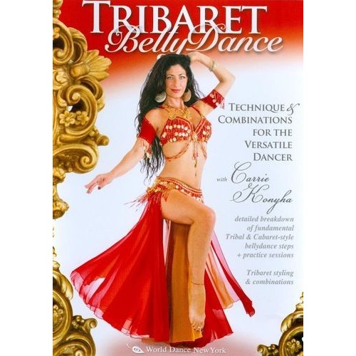 Tribaret BellyDance [DVD] [English] [2011]