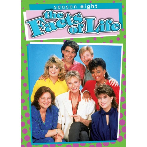 The Facts of Life: Season 8 [3 Discs] [DVD]
