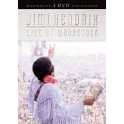 Jimi Hendrix: Live at Woodstock DD2/DTS-ES/DD5.1