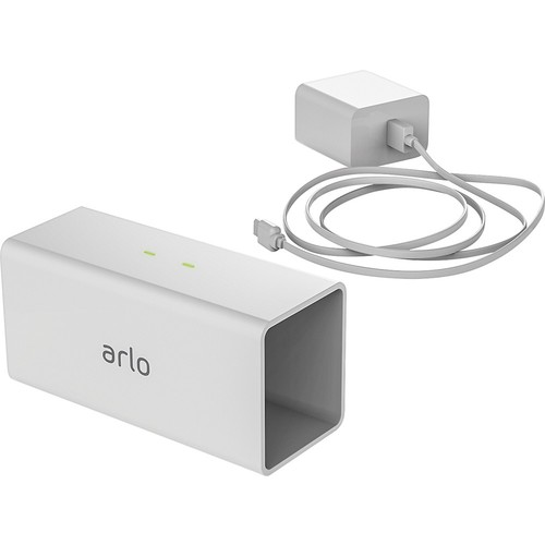 Arlo - Arlo Pro Security Camera Charging Station - White