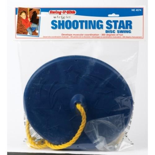 Swing-N-Slide 11in Shooting Star Disc Swing (NE 4574)