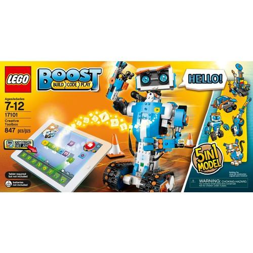 LEGO - BOOST Creative Toolbox Building Set