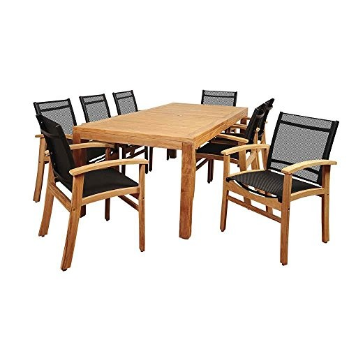 9-Pc Rectangular Dining Set