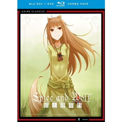 Spice and Wolf: Complete Series [8 Discs] [Blu-ray]