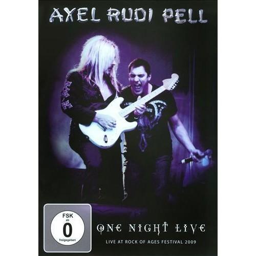 One Night Live [DVD]