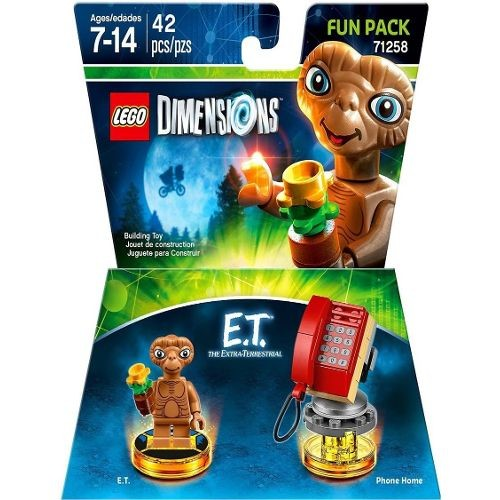 LEGO Dimensions Fun Pack: E.T.