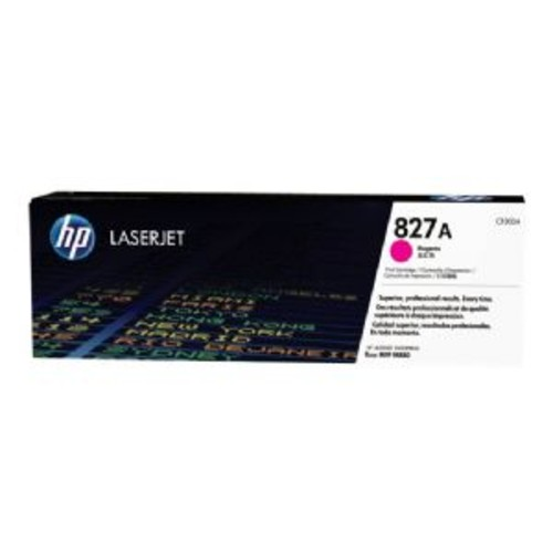HP 827A, (CF303A) Magenta Original LaserJet Toner Cartridge