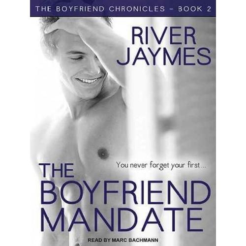 The Boyfriend Mandate (CD-Audio)