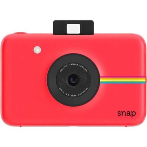 Polaroid SNAP 10MP Instant Digital Camera Red W/Polaroid 2x3