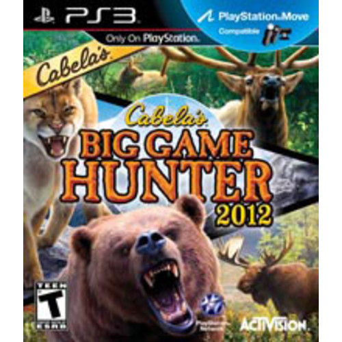 Cabela's Big Game Hunter 2012 [Pre-Owned]