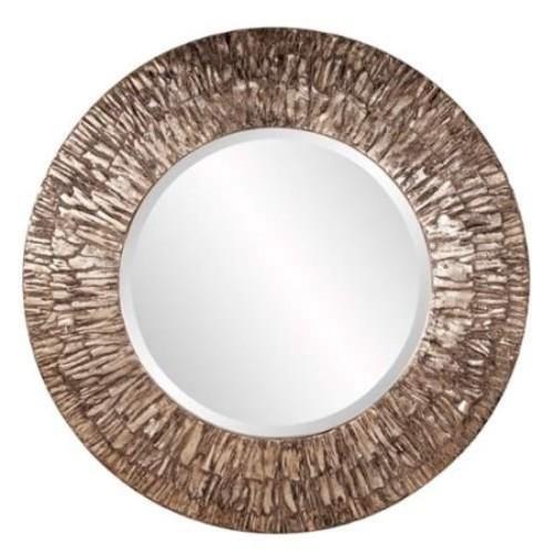 Elizabeth Austin Linden Wall Mirror - 36 diam. in.