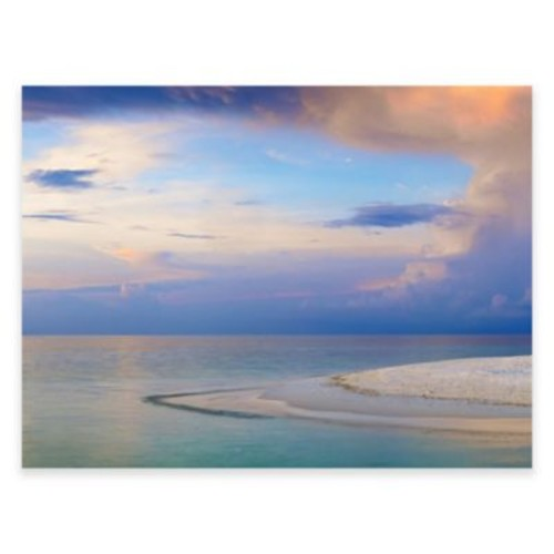 Serenity Outdoor All-Weather Canvas Wall Art