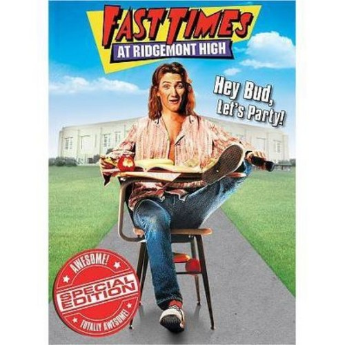 Fast Time At Ridgemont High Se (DVD)