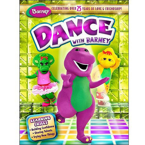 Barney: Dance with Barney (DVD)